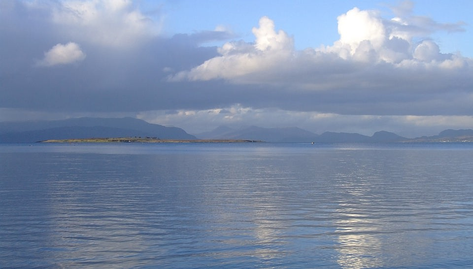 The Torridon Hills From Broadford Bay