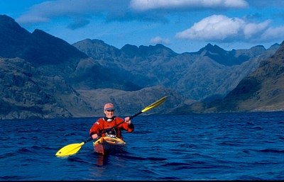 Sea Kayaking on Skye